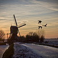 Winter In Holland-1 by Casper Cammeraat