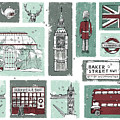 Winter In London by Nazli Oluz