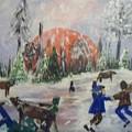 Winter In Louisiana by Seaux-N-Seau Soileau