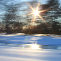 Winter In Motion by Aquadro Photography