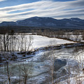 Winter In North Conway by Eric Gendron