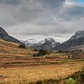 Winter In Snowdonia by Adrian Evans