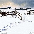 Winter In Stainland by Paul Dene Marlor