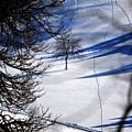 Winter In Switzerland - Snowy Hills by Susanne Van Hulst