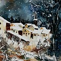 Winter In Vivy  by Pol Ledent