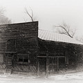 Winter In Wyoming 2 by Nicholas Blackwell