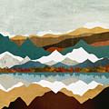 Winter Lake by Spacefrog Designs