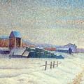 Winter Landscape 1885 by DuboisPillet Albert