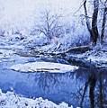 Winter Landscape 3 by Charmaine Zoe