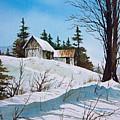 Winter Landscape by James Williamson
