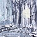 Winter Light by Robin Maria Pedrero