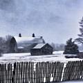 Winter by Mark Fuller