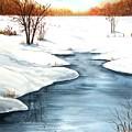 Winter Memories by Sharon Steinhaus