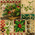 Winter Montage by Janet Stever