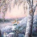 Winter Morning by Maya Bukhina