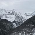 Winter Mountains by Tiziana Verso
