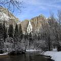 Winter Of Yosemite by Hyuntae Kim