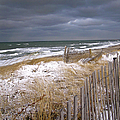 Winter On Cape Cod by Charles Harden