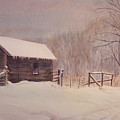 Winter On The Farm  by Debbie Homewood