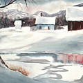 Winter Paradise by Carol Helene