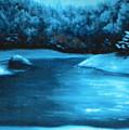 Winter Pond by Felix Turner