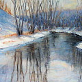 Winter Reflection by Ruth Mabee