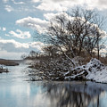 Winter Reflection by Sara Hudock