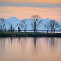 Winter Reflections by AJ Schibig