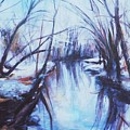 Winter Reflections by Sheila Holland