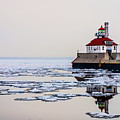 Winter Reflections by Todd Aarnes
