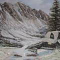 Winter Retreat by Allison Prior