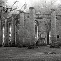 Winter Ruins by Scott Hansen