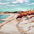 Winter Sands by Mick Williams