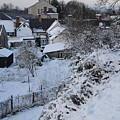 Winter Scene In North Wales by Harry Robertson