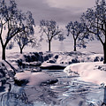 Winter Scene by John Junek