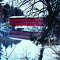 Winter Scene by Paul Kercher