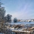 Winter Scene by Robin Brittain