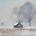 Winter Scene - Valley Forge by Bill Cannon