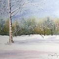 Winter Silence by Jan Cipolla