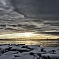 Winter Skies  by Ricky L Jones