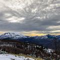 Winter Sky by Michael Scott