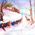 Winter Snow by Xavier Francois