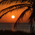 Winter Solstice Sunrise 2 Delray Beach, Florida by Lawrence S Richardson Jr