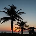 Winter Solstice Sunrise Delray Beach Florida by Lawrence S Richardson Jr