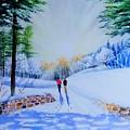 Winter Sonnet  by Tom Harris