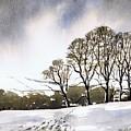 Winter Sowood by Paul Dene Marlor