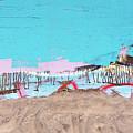 The Beach In Winter  by Daniel Furon