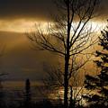 Winter Sunrise 1 by Sebastian Musial