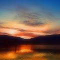 Winter Sunset by Tara Turner