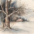 Winter Tree by Sam Sidders